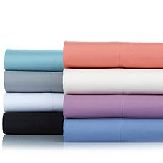 Concierge Collection 6pc Microfiber Sheet Set