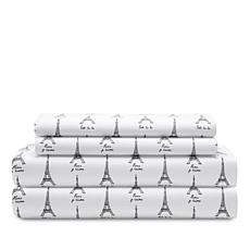 Concierge Collection Elements Conversational Sheet Set - Cal King