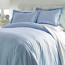 Concierge Collection Ever Clean Duvet Set