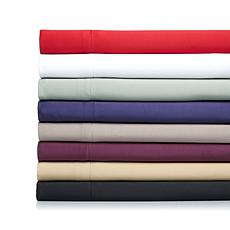Concierge Collection Matte Satin 4-piece  Sheet Set
