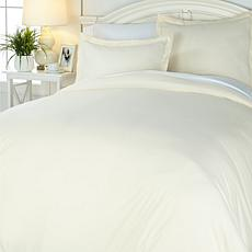 Concierge Collection Microfiber Duvet Set