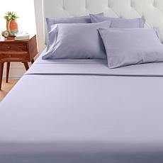 Concierge Collection Microfiber Sheets with Extra Pillowcases - King