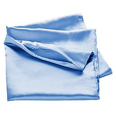 Concierge Collection Platinum 19mm 100% Silk Pillowcase