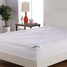 Concierge Collection Ultra Loft Diamond Mattress Topper