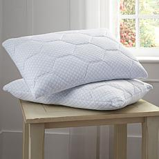 Concierge Rx Reversible Cool Memory Foam Pillow - Jumbo