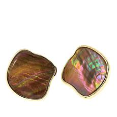 Connie Craig Carroll Jewelry Morgan Mother-of-Pearl Earrings