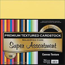 "Core'dinations Value Pack Cardstock 12""W x 12""L - 20pk"