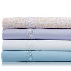 Cottage Collection 500TC Ribbon Cotton-Rich Sheet Set