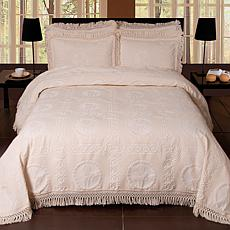 Cottage Collection Antique Tulipa Bedspread - Full