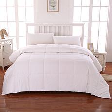Cottonpure Cotton Filled Medium Warmth Hypoallergenic Comforter Twin