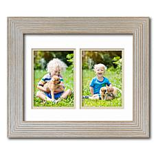 Courtside Market Gallery Wall Frame Organic 11x14 with 5x7 Openings