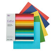 "Crafter's Companion 8"" x 8"" All Occasion Brights Paper Pad"