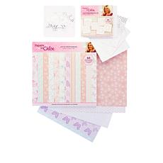 Crafter's Companion Chloe Butterfly Garden Paper Pack Set
