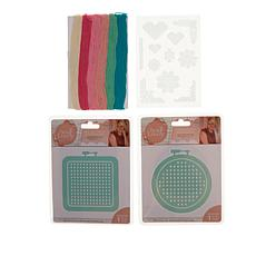 Crafter's Companion Cross Stitch Bundle with Embroidery Cotton