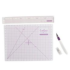 Crafter's Companion Cutting Mat and Craft Knife Kit