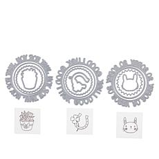 Crafter's Companion Gemini All Occasions Circular Stamp and Die Sets