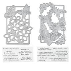 Crafter's Companion Gemini Butterfly World Stamp & Die Set