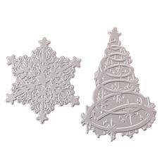 Crafter's Companion Gemini Christmas Twinkle Foil Stamps