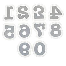 Crafter's Companion Gemini Large Numbers Die and Stencil Sets