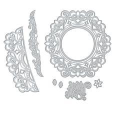 Crafter's Companion Gemini Ornate Nesting Frames - Circles