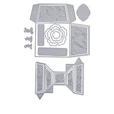 Crafter's Companion Gemini Trinket Box Dimensional Dies