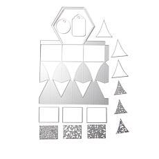 Crafter's Companion Hexagon Gift Box Making Dies