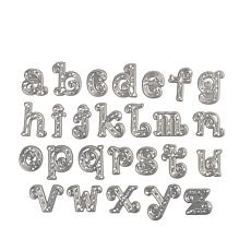 Crafter's Companion Lowercase Alphabet Dies