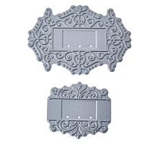 Crafter's Companion Royal Monogram Foil Stamp Dies
