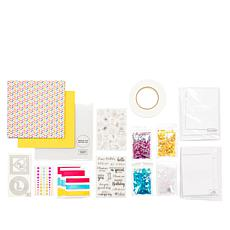 Crafter's Companion Shaker Card Kit Subscription Box