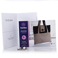 Crafter's Companion Threaders Tote Bag Making Kit
