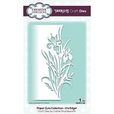 Creative Expressions Paper Cuts Edger Iris Craft Die