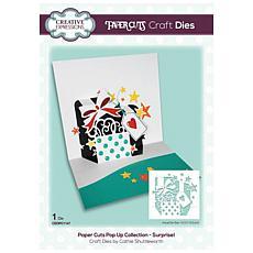 Creative Expressions Paper Cuts Surprise! Craft Die
