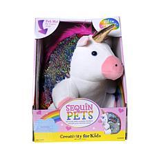 Creativity For Kids Sequin Pets - Sparkles the Unicorn