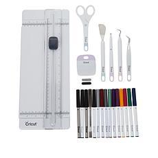 Cricut® Maker™ Essential Tool 7-piece Set and 15 Pens