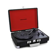Crosley Cruiser Deluxe 3-Speed Portable Retro Turntable
