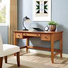 Crosley Furniture Campbell Computer Desk - Oak