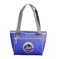 Crosshatch 16-Can Cooler Tote - New York Mets