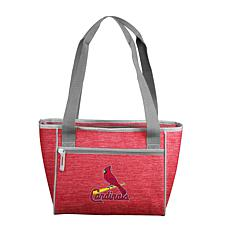 Crosshatch 16-Can Cooler Tote - St. Louis Cardinals