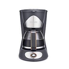 CRUX 5-Cup Manual Coffee Maker