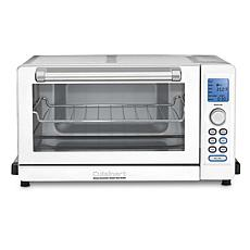 Cuisinart TOB-135WN Deluxe Convection Toaster Oven Broiler - White