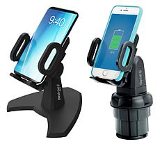 Cup Call Cupholder Car and Desk Call Phone Mount