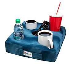 Cup Cozy 5-Hole Deluxe Cup Holder Pillow