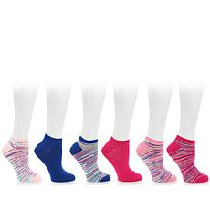 Curations 6-pack Sock Set