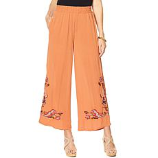 Curations Palazzo Pant with Pockets