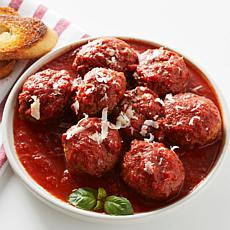 Curtis Stone 24-Count Grass-Fed Aussie Meatballs & Marinara Sauce
