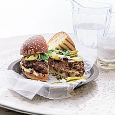 Curtis Stone 24-pack 5oz Australian Grass-Fed Steak Burgers
