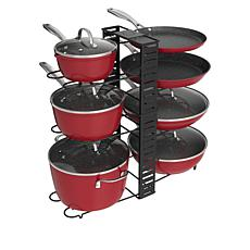 Curtis Stone Adjustable Cookware Rack