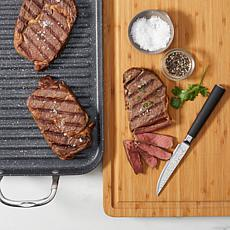 Curtis Stone Angus Pure Beef 4 Ribeyes & 2 NY Strip Steaks