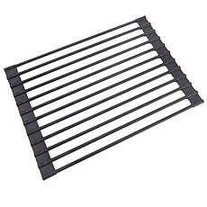 Curtis Stone Compact Roll-Up 2-in-1 Trivet/Drying Rack