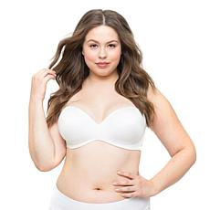 Curvy Couture Essentials Strapless Multi-Way Bra